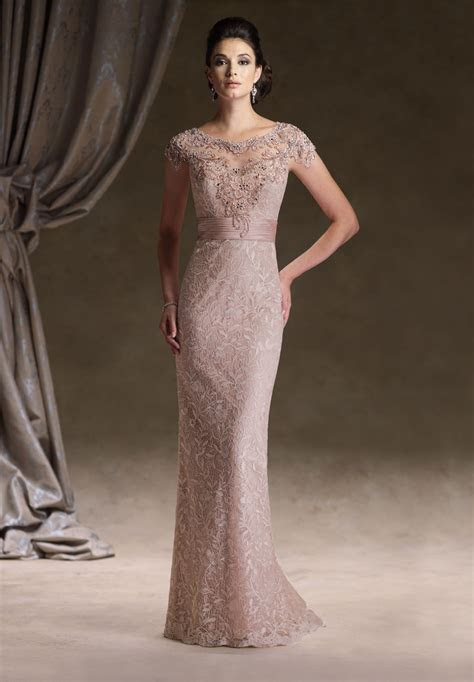 WhiteAzalea Mother of The Bride Dresses: Elegant Lace