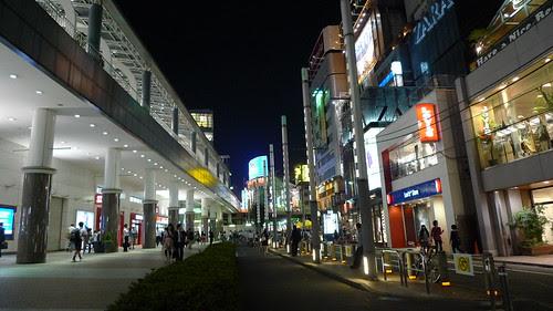 Beside Kinokuniya