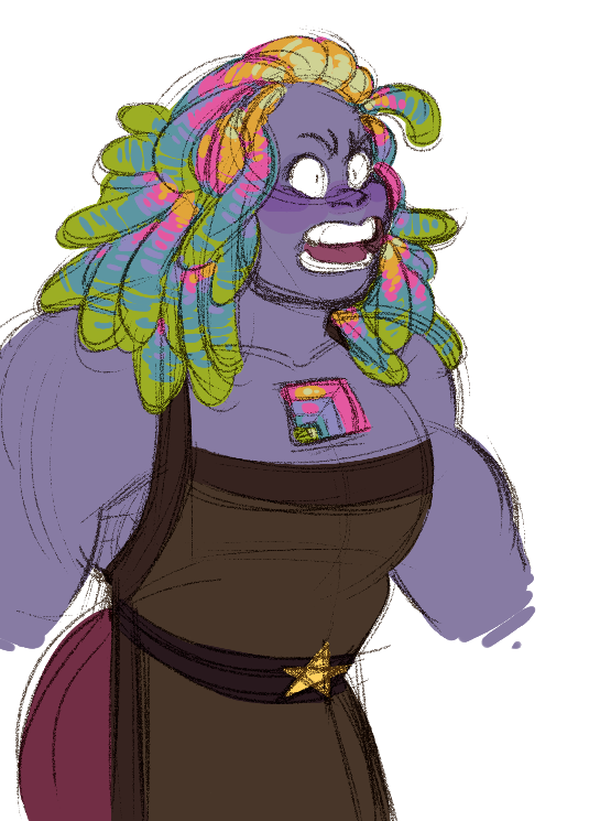 Bismuth is amazing but I'm not into a few things about her design, SO (not that I'm a good designer) but here're some things I thought'd be cool