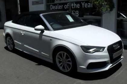 Audi A3 Cabriolet For Sale Cape Town