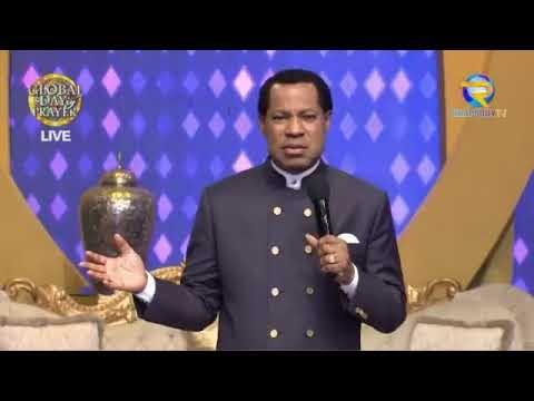 Stream live: Global prayer with pastor Chris  || Aruwaab9ja