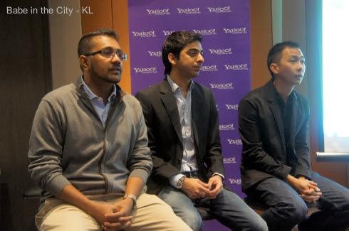 Yahoo! Ramadan Mubarak Launch