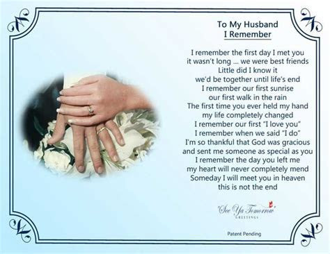 Missing Husband in Heaven   Missing My Husband Pictures To