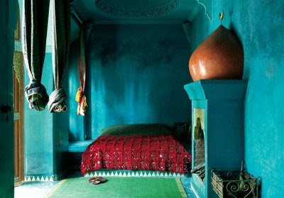 Any Colour As Long As It's Turquoise | Adrienne Chinn's Interior ...