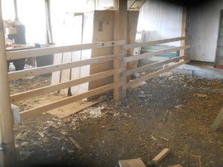 Second Barn Stall Side