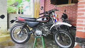 Honda Win 100 Bekas