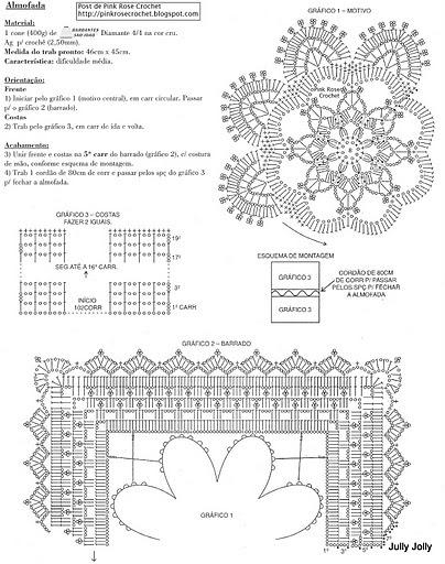 Almofada Croche - Gr_ Pink Rose (404x512, 72Kb)