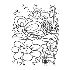 christian spring coloring pages at getcolorings  free