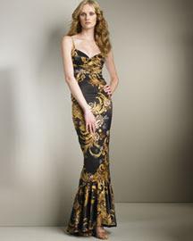 Long evening dresses neiman marcus