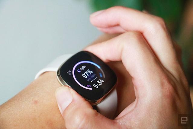 Fitbit smartwatches now detect snoring and other loud noises