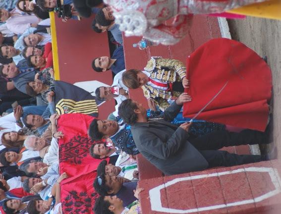 Michel Lagravere padre asiste a conmocionado Michelito en Acho