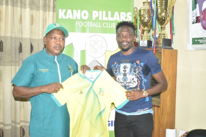 Super Eagles captain, Ahmed Musa agrees play for Kano Pillars for free - NPFL chairman, Shehu Dikko reveals
