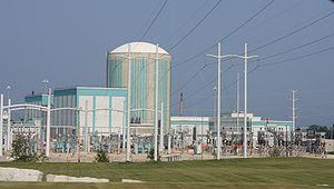 English: The Kewaunee Nuclear Generating Stati...