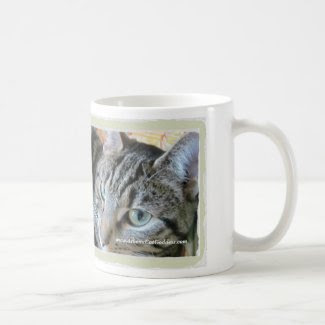 Athena Cat Goddess Mug
