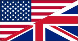 US/UK flag by klainen - English language flag.