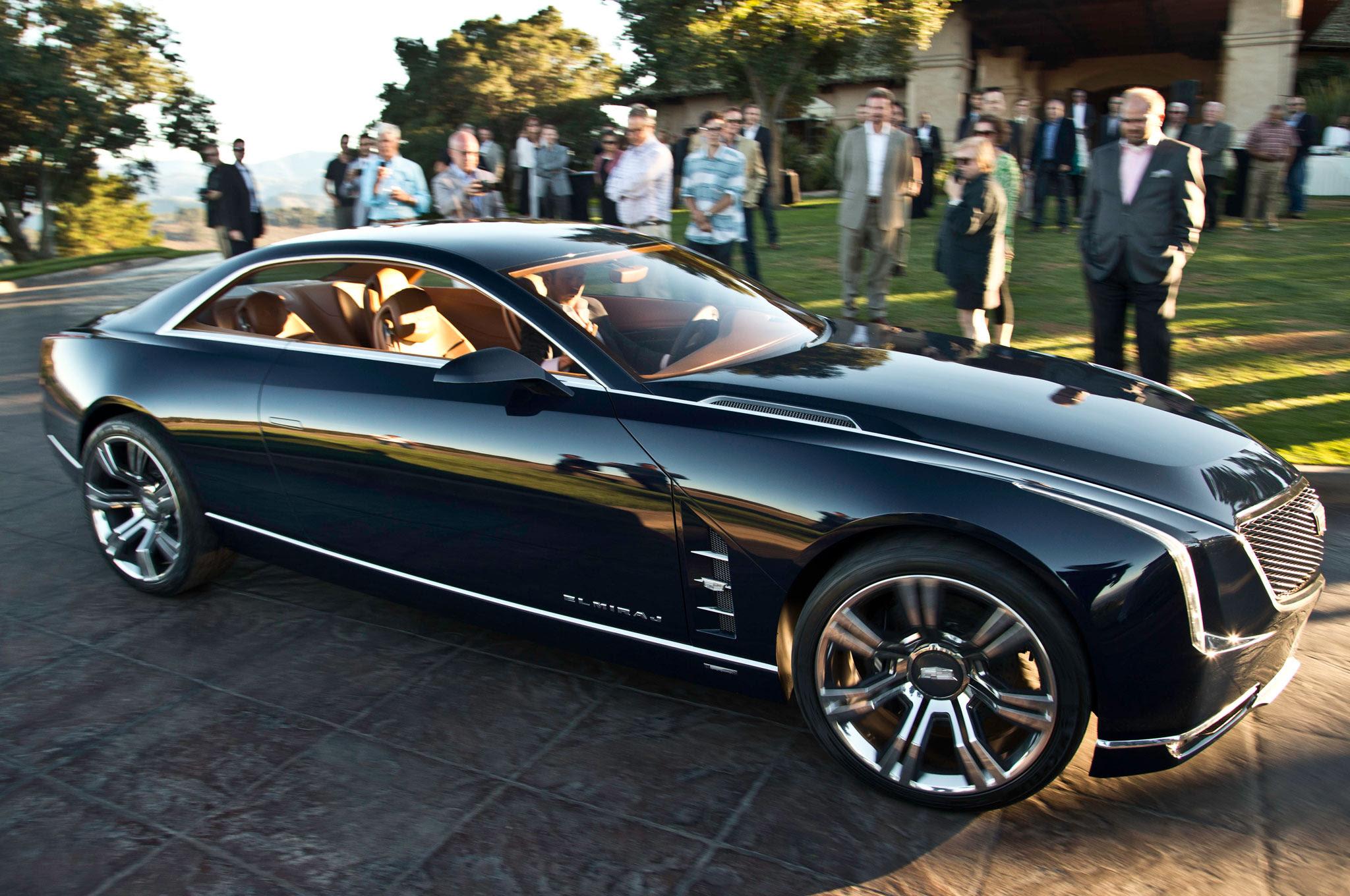 Cadillac Readying Luxury Car, Convertible, and ATS-V