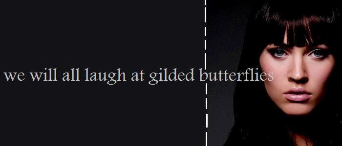 Megan Fox Images Megan Gilded Butterflies Wallpaper And Background