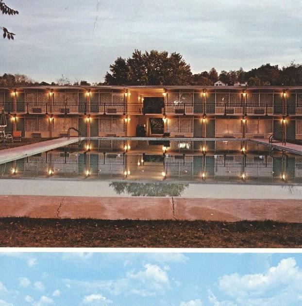 The Cardboard America Motel Archive Roark Motor Lodge