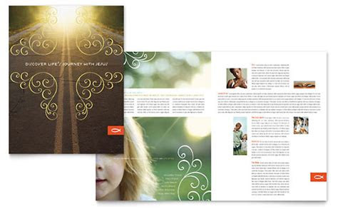 graphic design templates churches stocklayouts
