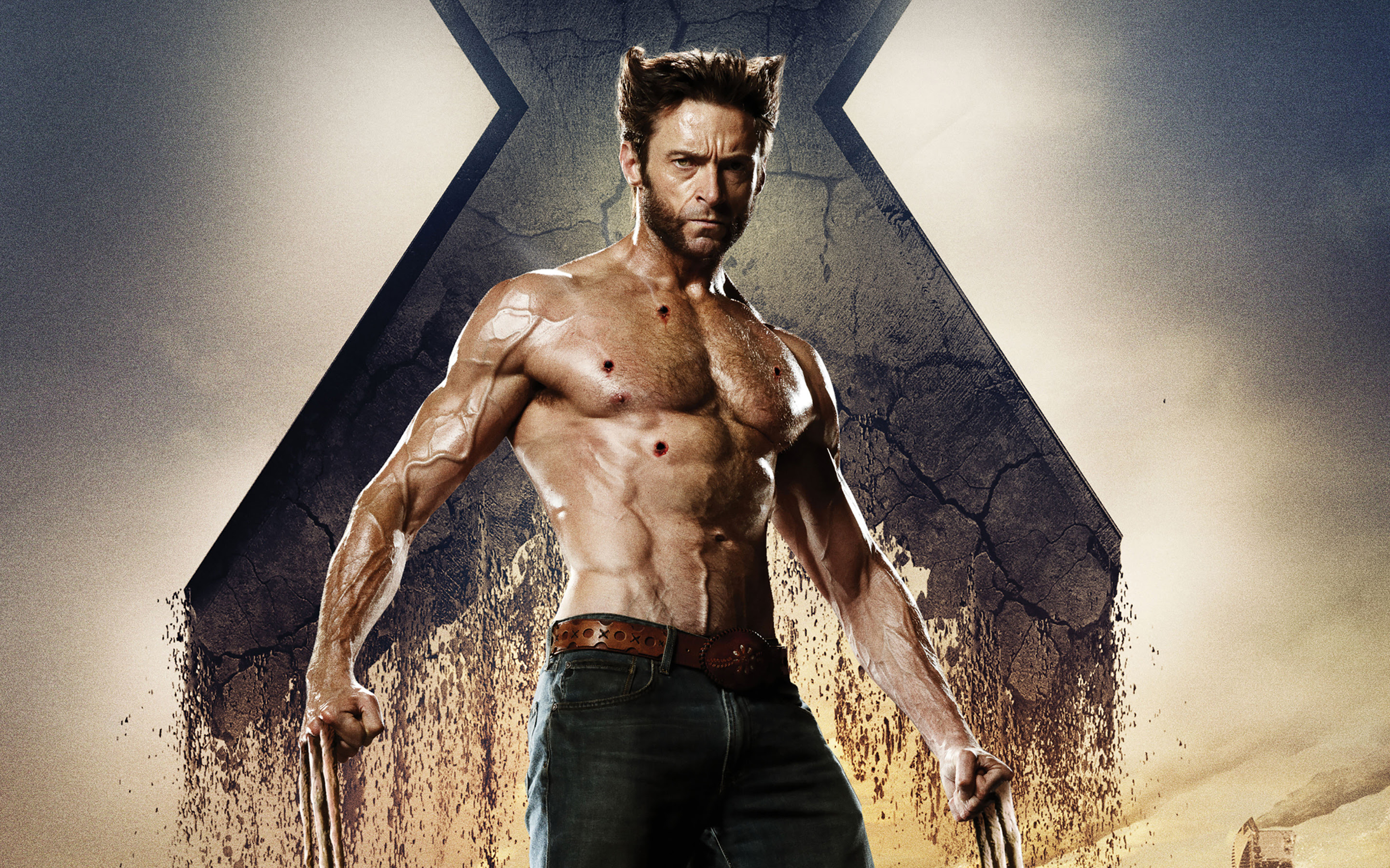 Wolverine In X Men Days Of Future Past Wallpapers Wallpapers Hd
