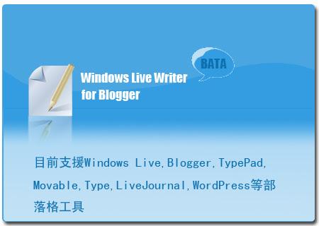 Winodws Live Writer試玩