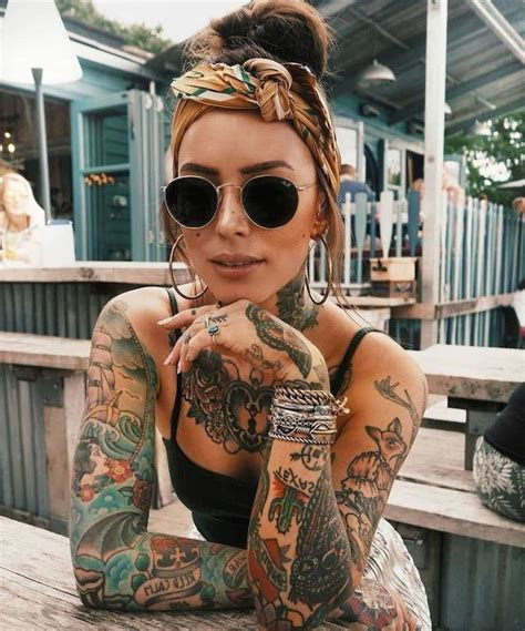 beautiful sleeve tattoos  men  women