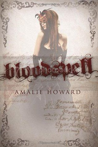 Bloodspell by Amelie Howard