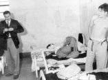 Fidel y el Che presos en México, 1956