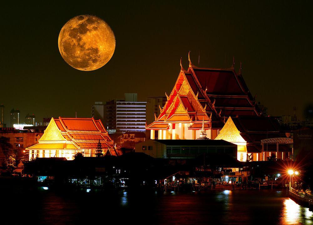 Μια όμορφη εικόνα από την Ταϊλάνδη