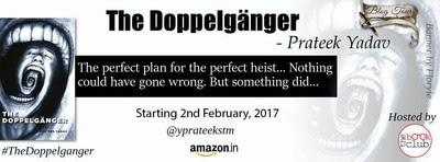 Schedule: Doppelganger by Prateek Yadav
