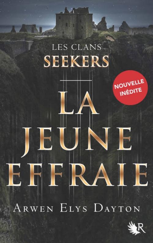 Couverture Les Clans Seekers, tome 0,5 : La Jeune Effraie