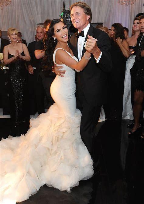 Remembering Kim Kardashian's First Extravagant Wedding