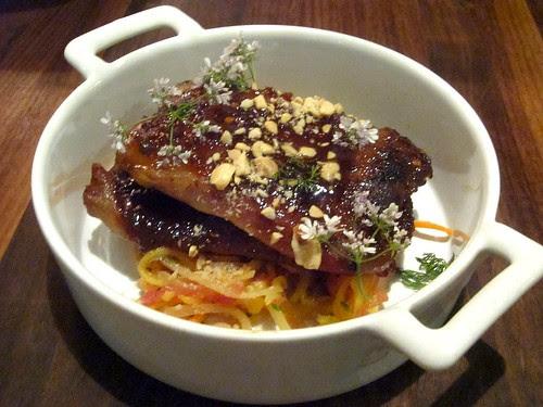 Vietnamese pork jowl