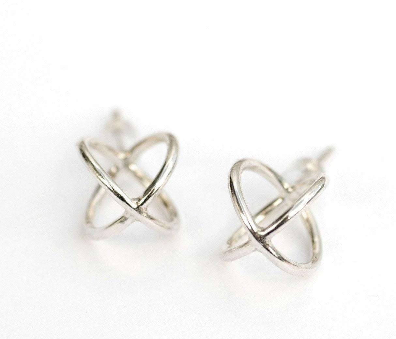Framework Series Earrings- Made to order
