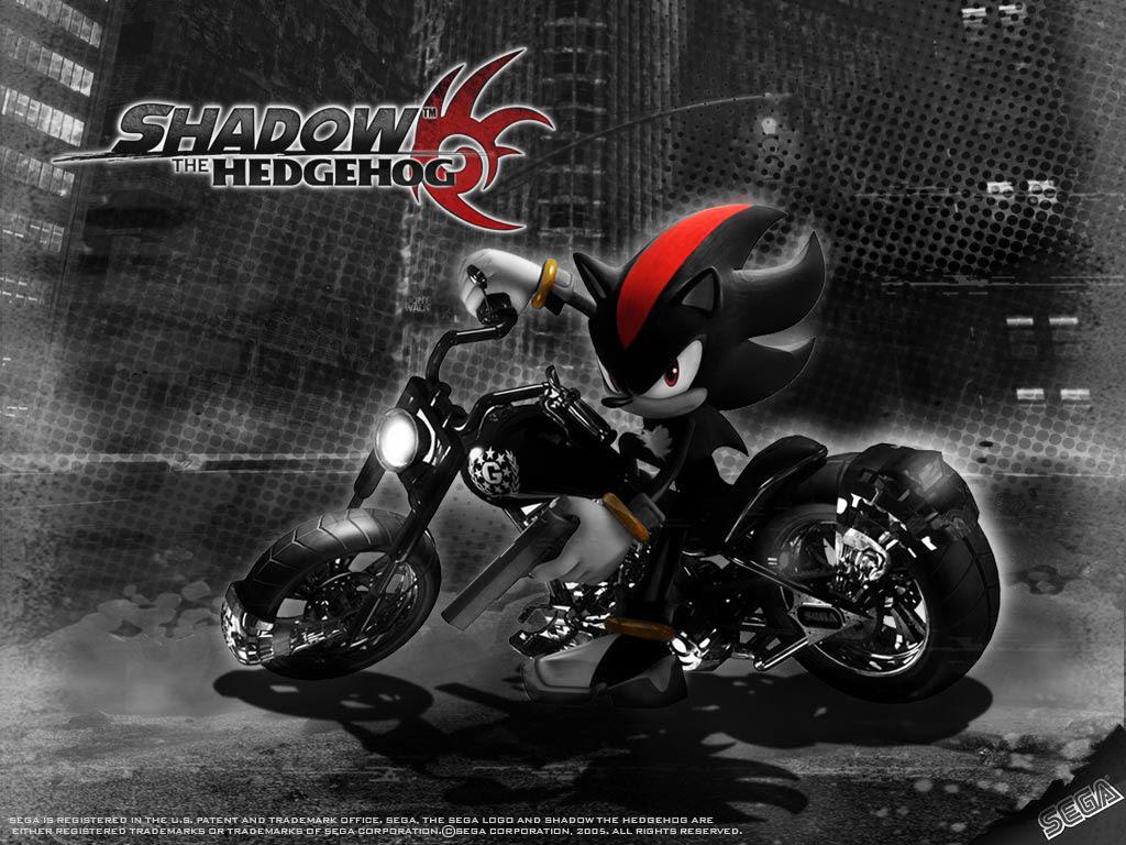 Shadow The Hedgehog Customised 壁紙 シャドウ ザ ヘッジホッグ