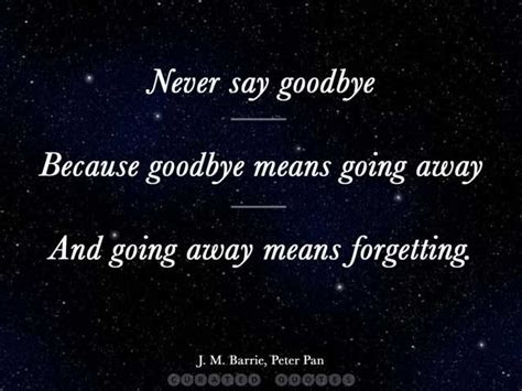 Famous Peter Pan Quotes Sayings