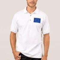 Europe polo t-shirt