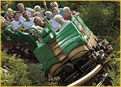 Dragen. Billede fra www.legoland.dk