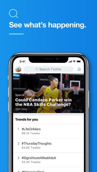 Twitter, l'app ufficiale si aggiorna alla vers 7.22.3