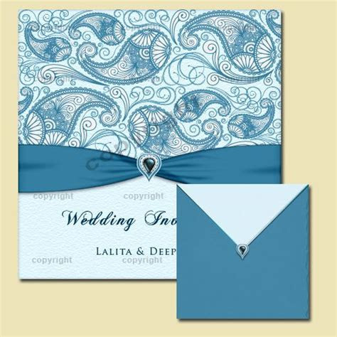 Indian Wedding Invitation Card Design 56 Cover   Wedding