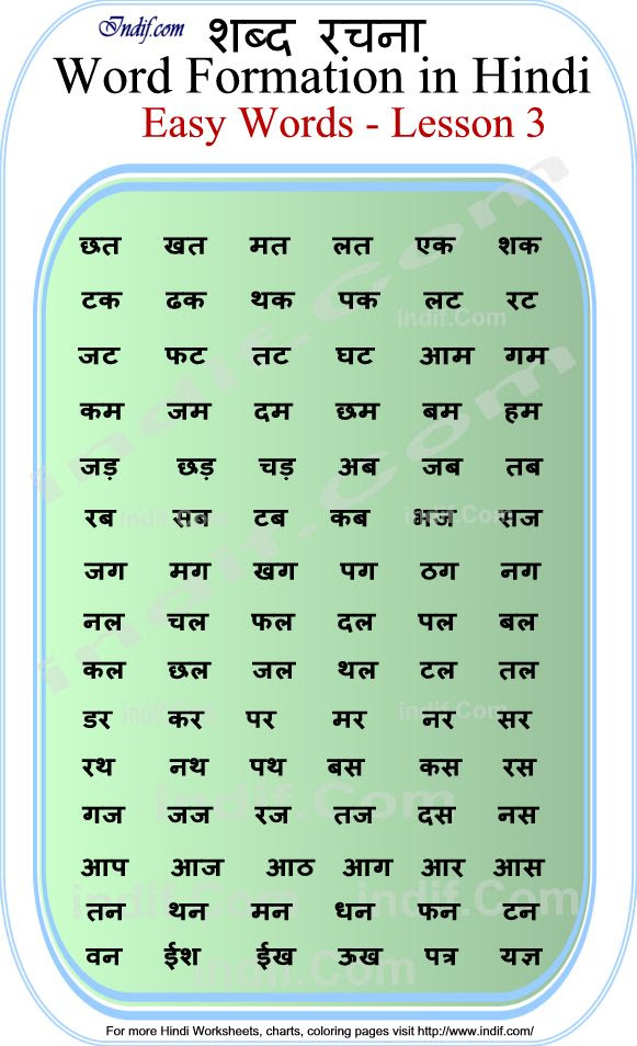 38 MEANING OF ZOO WORDS IN HINDI