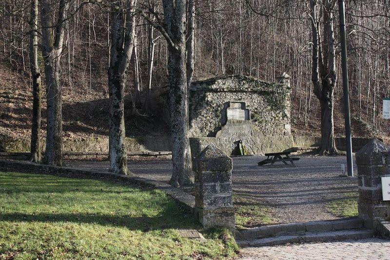 Resultat d'imatges de parc de Maria de la font de Camprodon