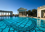 Neptune Pool at the Hearst Castle
