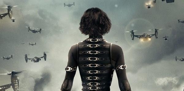 Resident Evil 5: Retribuição ganha novo pôster