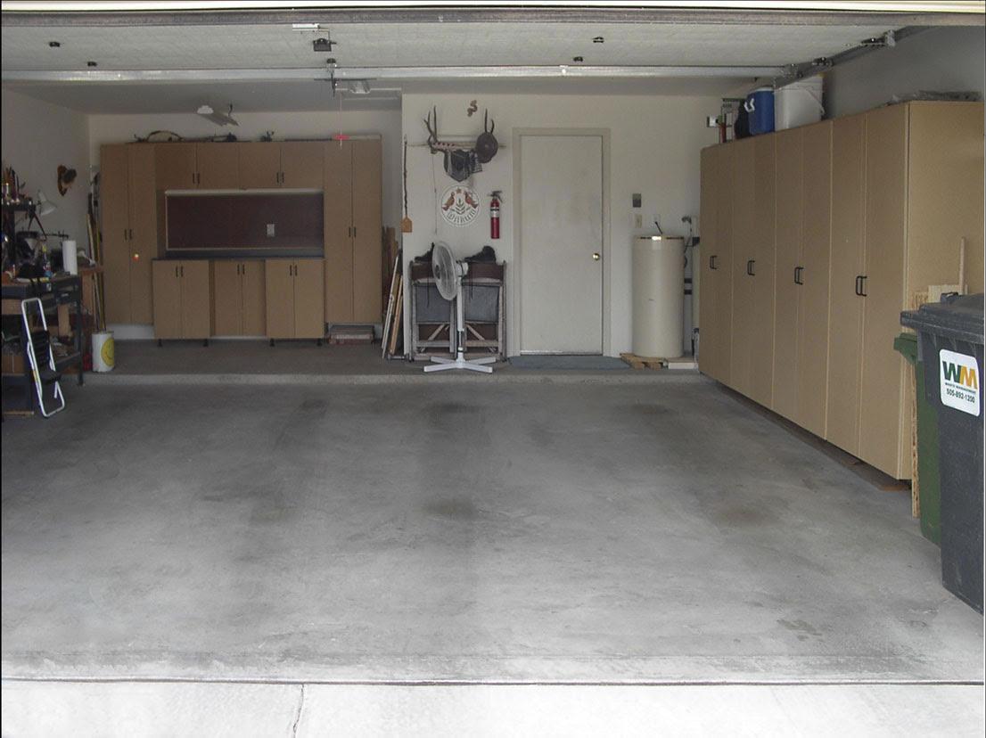 Build Garage Storage Cabinet