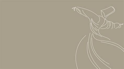 minimalistic dervish rumi sufism wallpaper allwallpaper