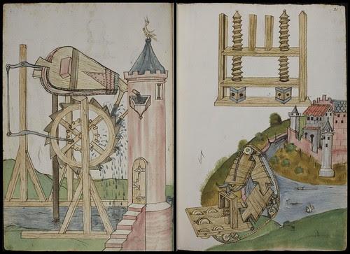 Kriegsbuch by Philipp Mönch, 1496 duo k