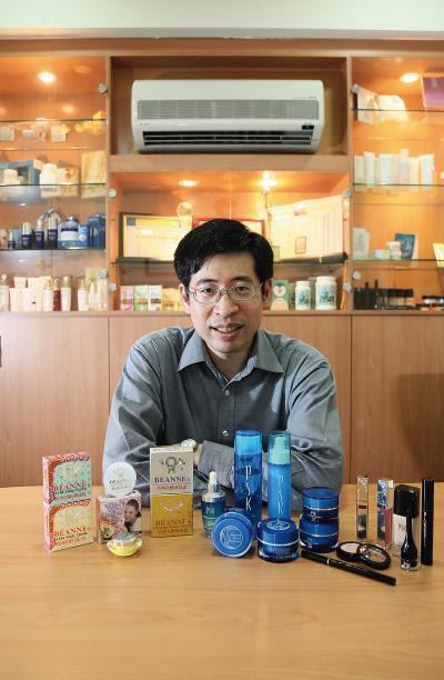牧人企業產品銷售全球三十多個國家,面對全球化市場, 鄭桂明的不二法則是「在地化」。