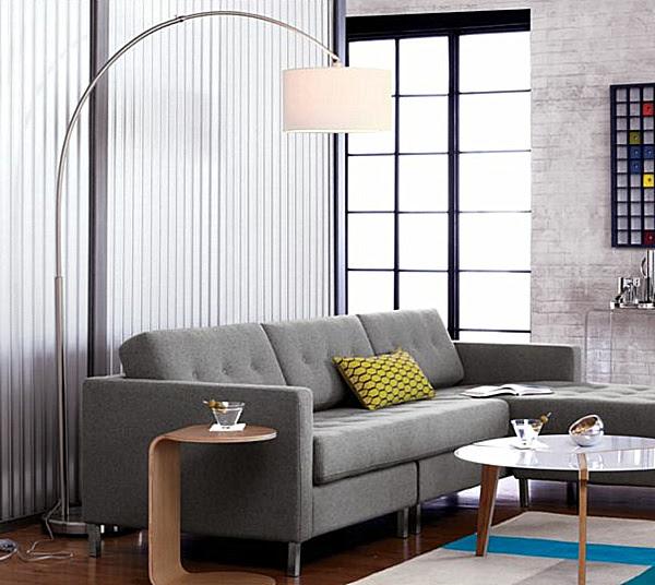Modern FLoor Lamps - Sleek & Elegant Styles » InOutInterior