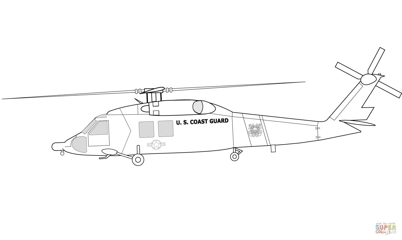 Klick das Bild HH 60J US Küstenwache Hubschrauber